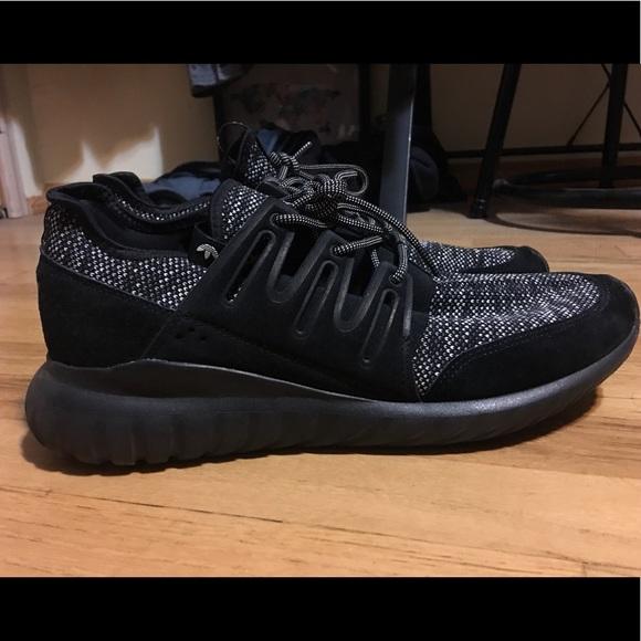 af8b1d3cdb6b adidas Other - Adidas Tubular Radial Sneakers - Men Size 11.5